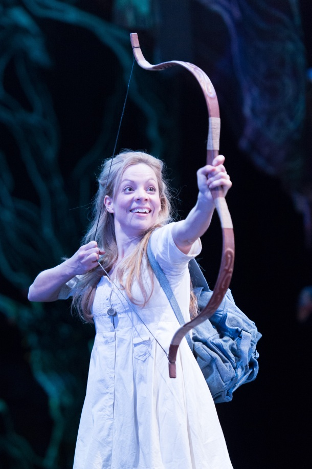 Fiona Button as Wendy Darling © weekendnotes.co.uk